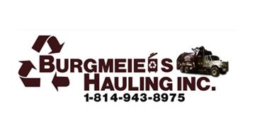 Burgmeier's Hauling